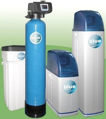 Filtr dlia vody ionoobmennyi