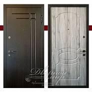 Входная металлическая дверь для квартиры, МДФ с двух сторон, ГРАНД ДМ-434 в производственной компании Дверной Мир