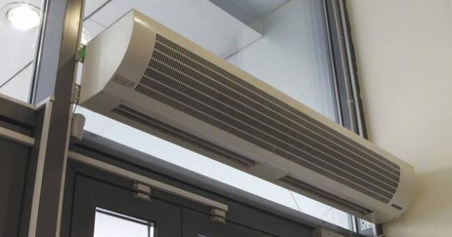 Тепловые завесы – что это такое, устройство, принцип работы, плюсы и минусы, сравнение с конвектором
